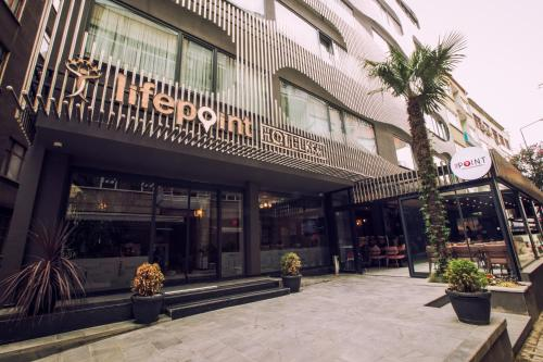 Trabzon Life Point Hotel ulaşım