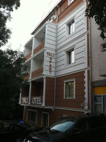 Çankaya Yalı Apart Otel phone number