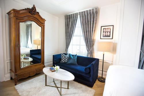 The Culver Hotel Luxury Double Room with Two Double Beds