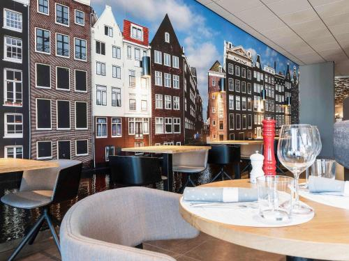 Mercure Hotel Amsterdam City South photo 52