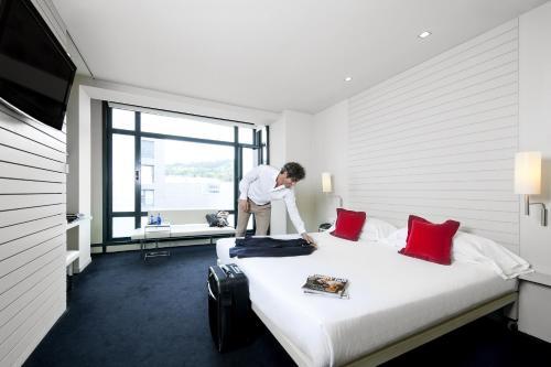 Habitación Doble Superior (1-2 adultos) Hotel Miró 27