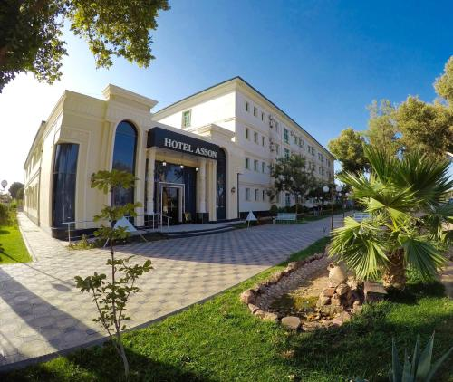 Фото отеля Asson Hotel Termez