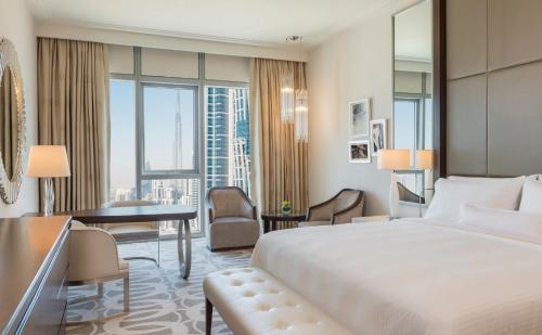Hilton Dubai Al Habtoor City impression