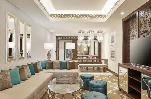 Hilton Dubai Al Habtoor City photo 29