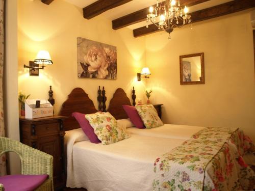 Doppel- oder Zweibettzimmer Casa del Infanzón 22