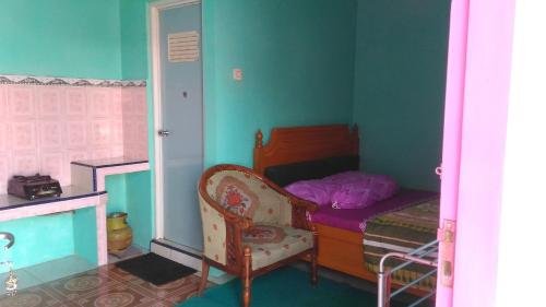 Ruang tamu dapur kamar .. Kamar mandi, Tegal