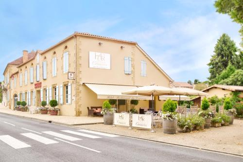 . Hôtel Restaurant du Commerce