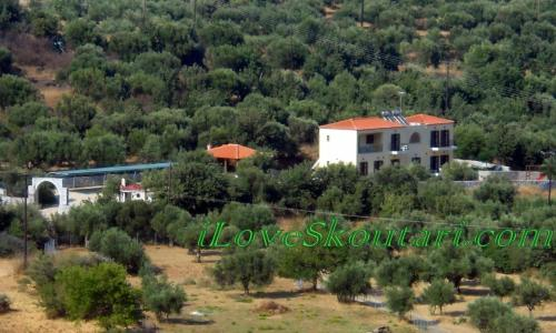 . Domaine Papakonstantis Apartments To Let