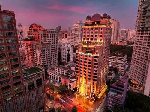 Hotel Muse Bangkok Langsuan - MGallery Collection impression