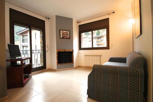 Apartamento para 6 en Arinsal, Vallnord Princesa La Massana