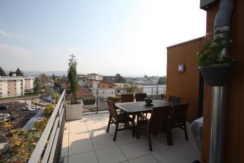 HomeBuddy' - Le Chamois - Apartment - Meythet