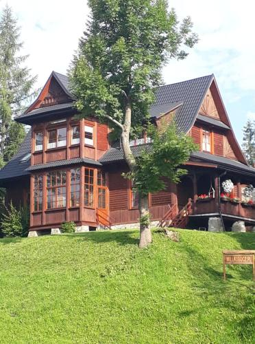 Willa Ubocz - Accommodation - Zakopane