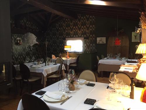 Posada Real Torre Berrueza zdjęcia pokoju