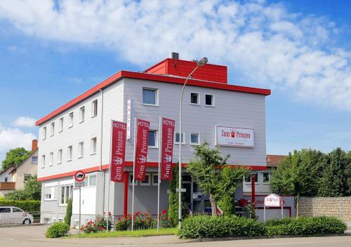 . Hotel Zum Prinzen Sinsheim