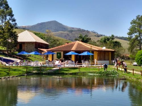 Foto de Hotel Fazenda Moinho Dagua
