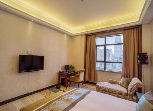 Premier City View King Room
