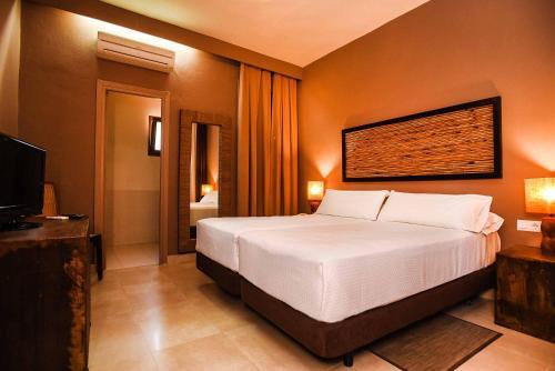 Habitación Doble - 2 camas Chillout Hotel Tres Mares 12