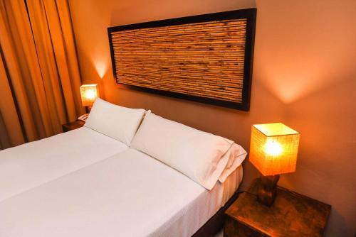 Habitación Doble - 2 camas Chillout Hotel Tres Mares 4