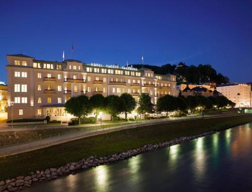 Hotel Sacher Salzburg, Schwarzstraße 5-7, A-5020 Salzburg, Austria.