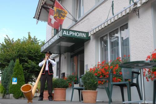 Hotel-overnachting met je hond in Hotel Alphorn - Interlaken - Central Interlaken