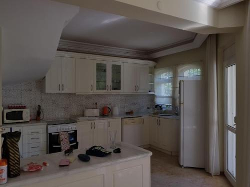 Alanya Yener villas rezervasyon