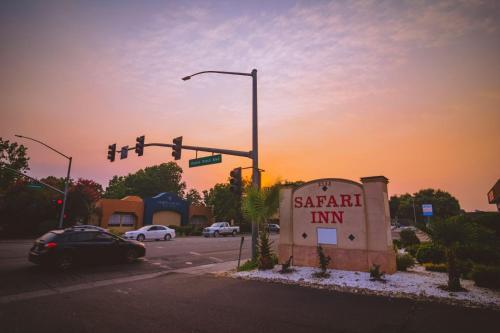 Safari Inn - Hotel - Chico
