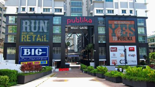 Mont kiara Service Suite inside Publika Mall Kuala Lumpur