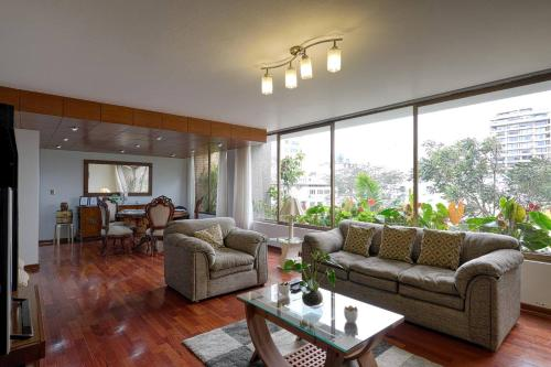. Departamento en San Isidro, Lima