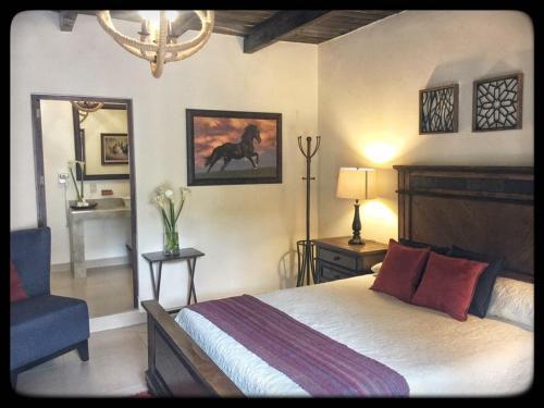 Hotel Boutique Rancho San Jorge, Bernal