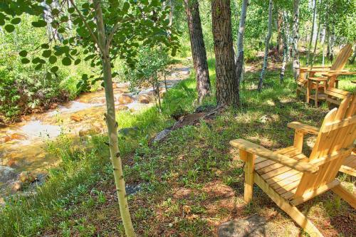 Mountain River Cabin On South Arkansas River - Salida, CO 81201