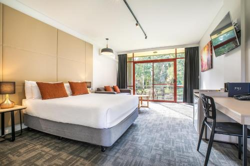 Accommodation in Mount Evelyn
