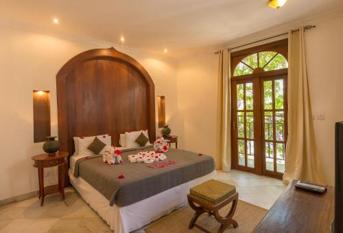 The Seyyida Hotel and Spa salas fotos