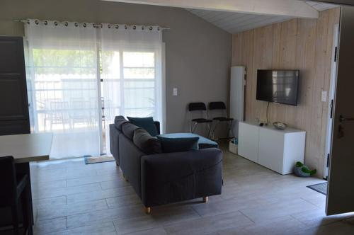 Three Bedroom Chalet, 75m²