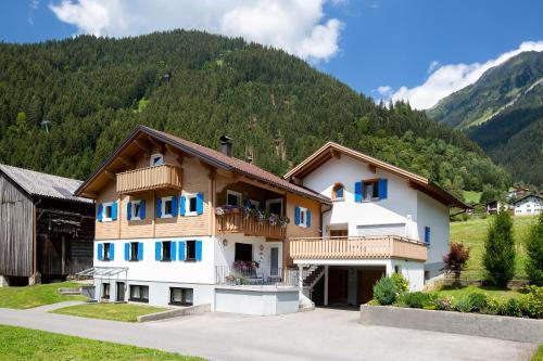 Ferienwohnung Schallner St. Gallenkirch