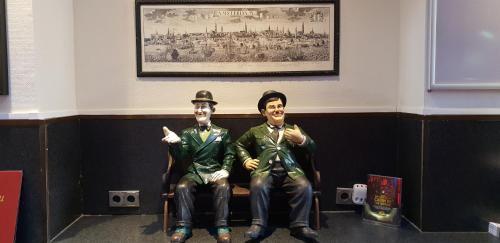 Rembrandtplein Hotel photo 28
