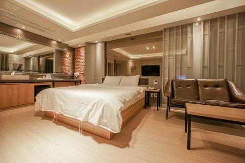 Pohang Hotel View rom bilder