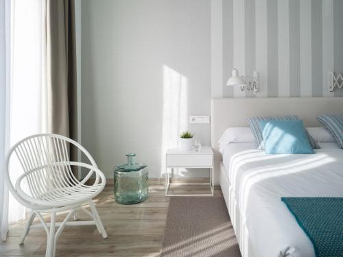 Habitación Doble Estándar - 1 o 2 camas - Uso individual Hotel Boutique Balandret 52