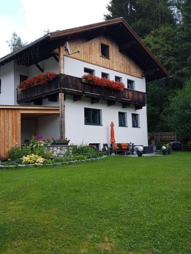 Ferienhaus Stricker Ehrwald
