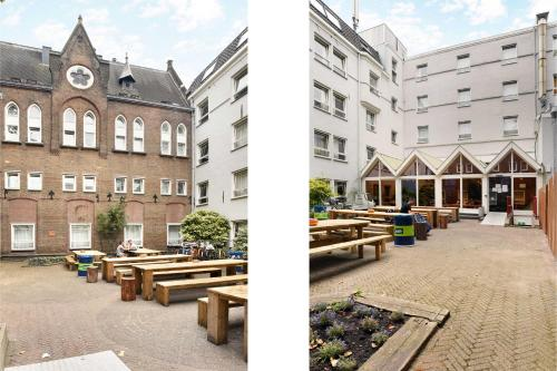 Hans Brinker Hostel Amsterdam photo 35