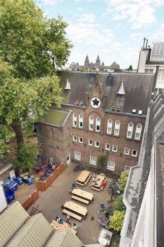 Hans Brinker Hostel Amsterdam photo 18