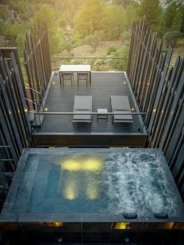 Villa mit privatem Pool VIVOOD Landscape Hotel & Spa - Adults Only 4