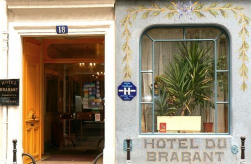Hôtel Du Brabant - Hôtel - Paris