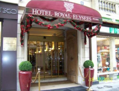 Hotel Royal Elysées photo 4