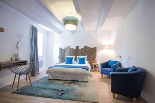 . Guest House La Bastide des Bourguets