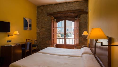 . Hotel Aroi Bierzo Plaza