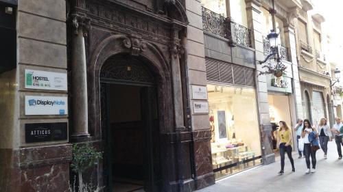 The Cathedral Hostel zdjęcia pokoju