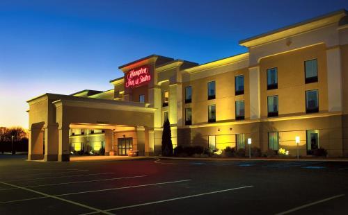 Hampton Inn and Suites of Lamar - Hotel - Mill Hall