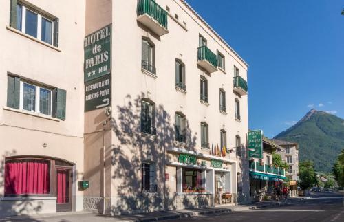 Hôtel De Paris - Hôtel - Briançon