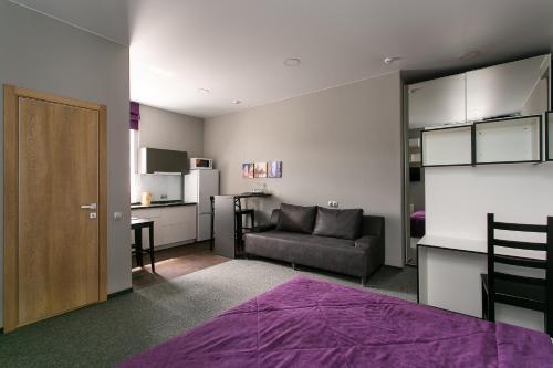 Апарт-отель Ямской посад Улучшенные апартаменты