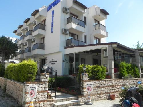 Cesme Akpinar Hotel yol tarifi
